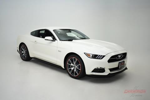 2015 Ford Mustang for sale in Syosset, NY