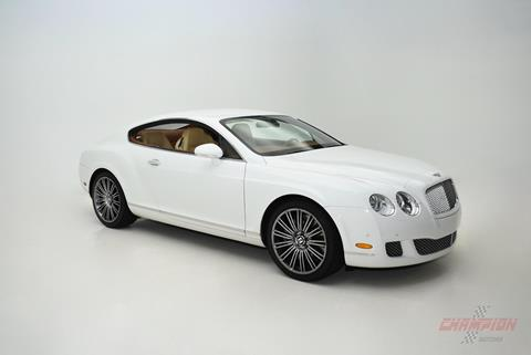2008 Bentley Continental GT Speed for sale in Syosset, NY