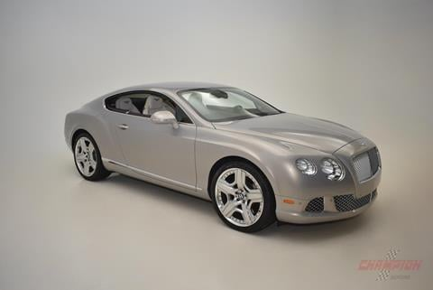 2012 Bentley Continental GT for sale in Syosset, NY