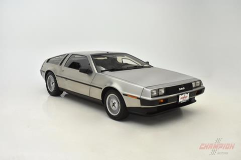 1982 DeLorean DMC-12 for sale in Syosset, NY