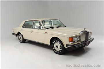 1988 Rolls-Royce Silver Spur for sale in Syosset, NY