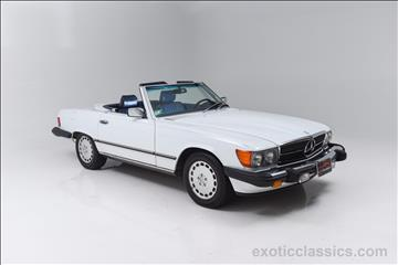 1989 Mercedes-Benz 560-Class for sale in Syosset, NY