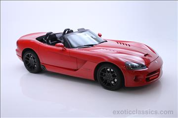 2003 Dodge Viper for sale in Syosset, NY