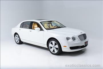 2008 Bentley Continental Flying Spur for sale in Syosset, NY