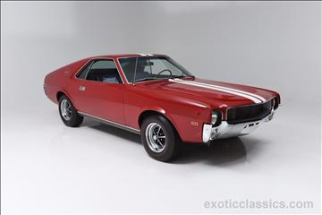 1968 AMC AMX for sale in Syosset, NY