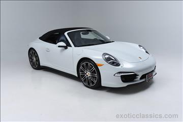 2016 Porsche 911 for sale in Syosset, NY