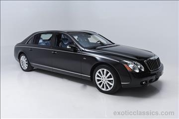 2008 Maybach 62 for sale in Syosset, NY