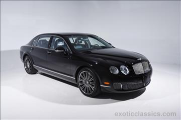 2011 Bentley Continental Flying Spur Speed for sale in Syosset, NY
