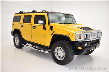 2007 HUMMER H2 for sale in Syosset, NY