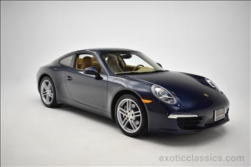2013 Porsche 911 for sale in Syosset, NY