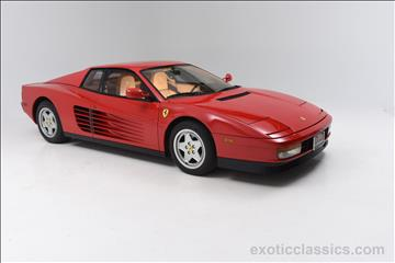 1990 Ferrari Testarossa for sale in Syosset, NY
