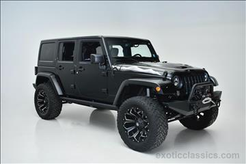 2015 Jeep Wrangler Unlimited for sale in Syosset, NY