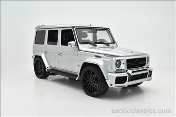 2015 Mercedes-Benz G-Class for sale in Syosset, NY