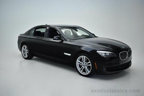 2013 BMW 7 Series for sale in Syosset, NY