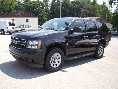 2009 Chevrolet Tahoe for sale at Chris Nacos Auto Sales in Derry NH