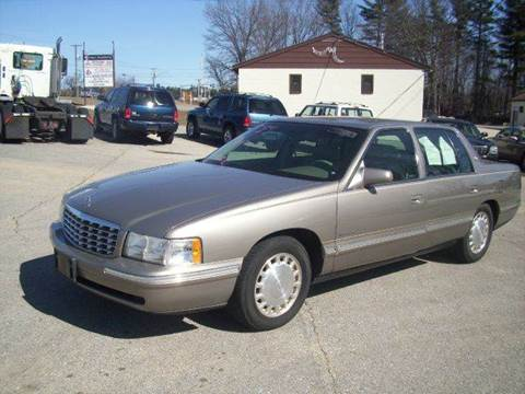 1999 Cadillac DeVille for sale at Chris Nacos Auto Sales in Derry NH
