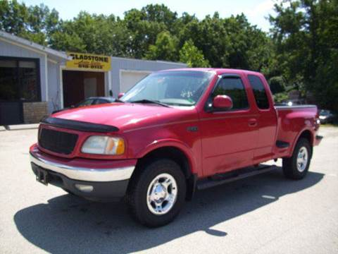 1999 Ford F-150 for sale at Chris Nacos Auto Sales in Derry NH