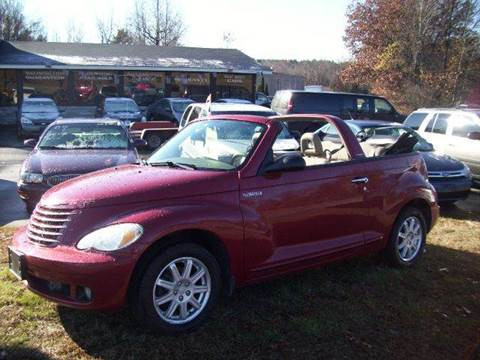 2006 Chrysler PT Cruiser for sale at Chris Nacos Auto Sales in Derry NH