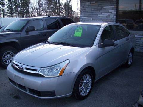 2009 Ford Focus for sale at Chris Nacos Auto Sales in Derry NH
