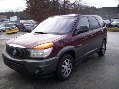 2002 Buick Rendezvous for sale at Chris Nacos Auto Sales in Derry NH