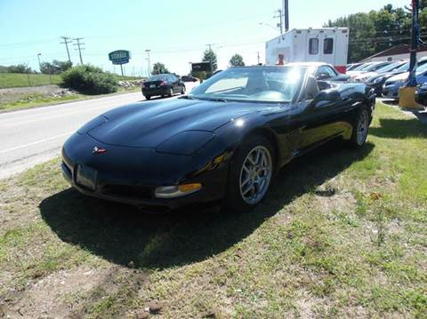 1999 Chevrolet Corvette for sale at Chris Nacos Auto Sales in Derry NH