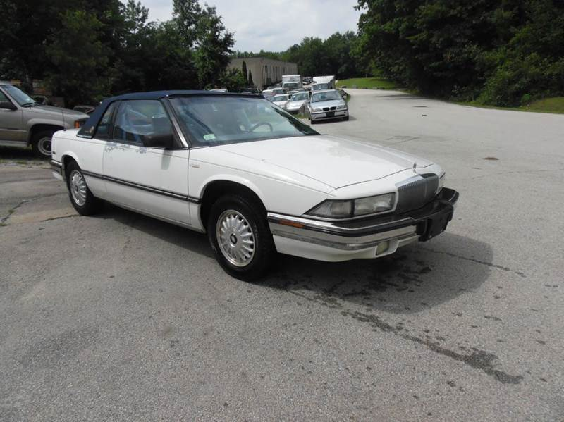 1992 Buick Regal for sale at Chris Nacos Auto Sales in Derry NH