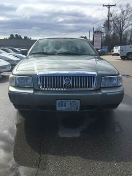 2006 Mercury Grand Marquis for sale at Chris Nacos Auto Sales in Derry NH