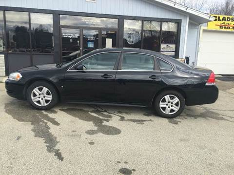 2010 Chevrolet Impala for sale at Chris Nacos Auto Sales in Derry NH