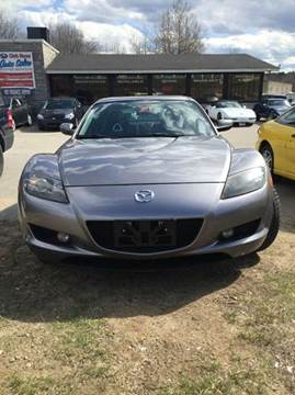 2005 Mazda RX-8 for sale in Derry, NH