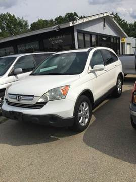 2008 Honda CR-V for sale at Chris Nacos Auto Sales in Derry NH