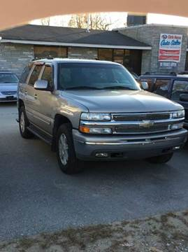 2000 Chevrolet Tahoe for sale at Chris Nacos Auto Sales in Derry NH