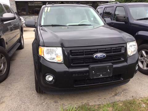 2010 Ford Escape Hybrid for sale in Derry, NH