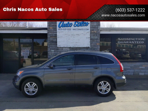 2010 Honda CR-V for sale at Chris Nacos Auto Sales in Derry NH