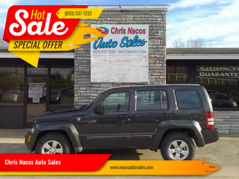 2011 Jeep Liberty for sale at Chris Nacos Auto Sales in Derry NH