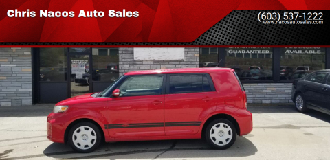 2013 Scion xB for sale at Chris Nacos Auto Sales in Derry NH