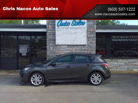 2011 Mazda MAZDA3 for sale at Chris Nacos Auto Sales in Derry NH