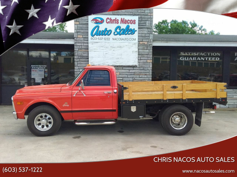 1969 GMC C/K 3500 Series for sale at Chris Nacos Auto Sales in Derry NH