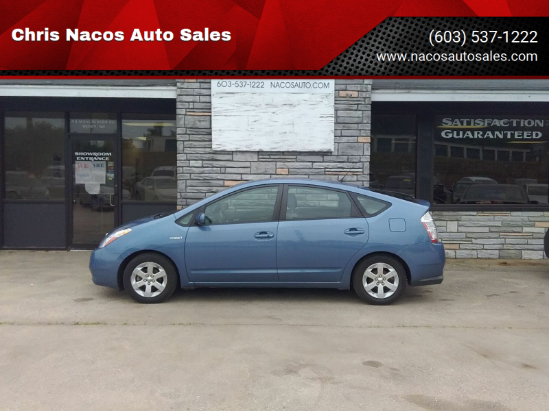 2008 Toyota Prius for sale at Chris Nacos Auto Sales in Derry NH