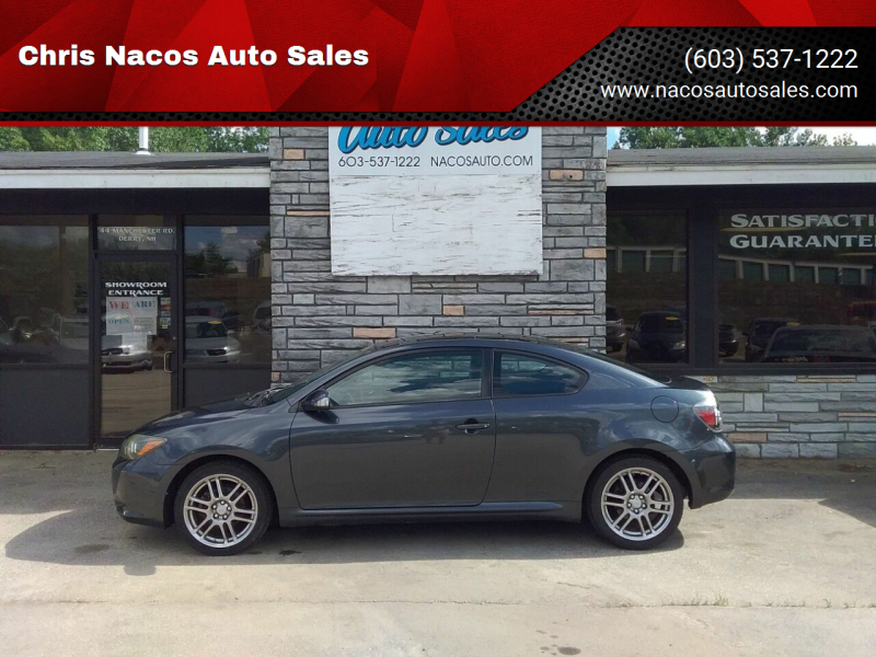 2009 Scion tC for sale at Chris Nacos Auto Sales in Derry NH