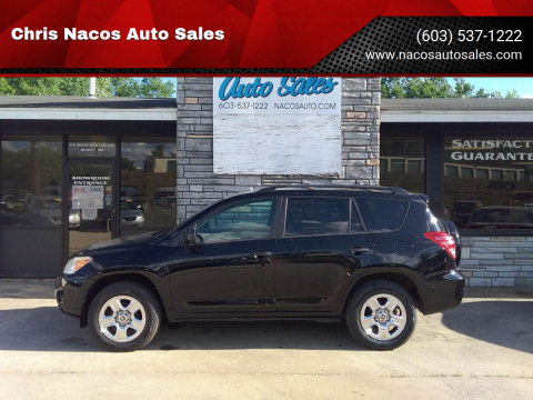 2011 Toyota RAV4 for sale at Chris Nacos Auto Sales in Derry NH