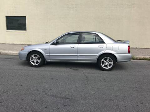 2003 Mazda Protege for sale in West Palm Beach, FL