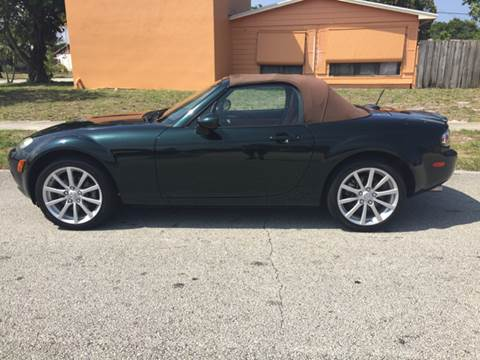 2008 Mazda MX-5 Miata for sale in West Palm Beach, FL