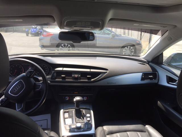 2012 Audi A7 3.0T quattro Prestige AWD 4dr Sedan - Baltimore MD
