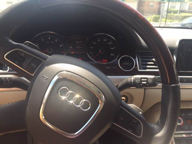 2010 Audi A8 L AWD quattro 4dr Sedan - Baltimore MD