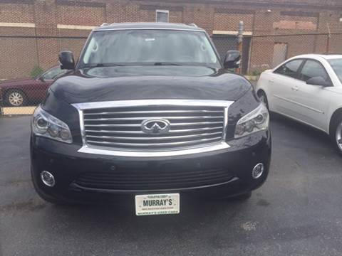 2014 Infiniti QX80 for sale in Baltimore, MD