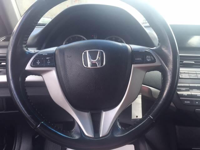 2009 Honda Accord EX-L V6 2dr Coupe 5A w/Navi - Baltimore MD