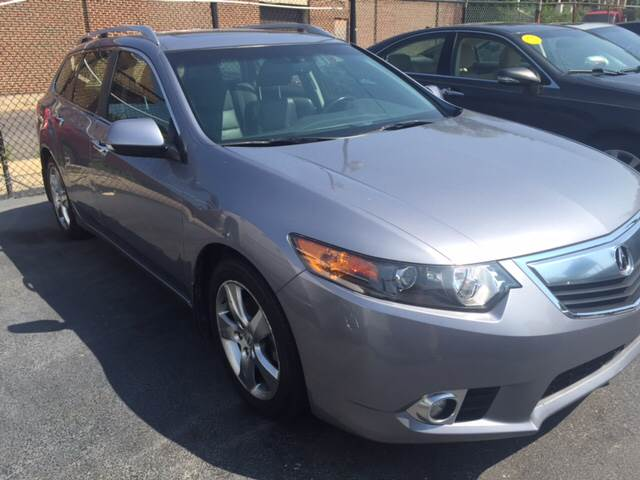 2011 Acura TSX Sport Wagon 4dr Sport Wagon w/Technology Package - Baltimore MD