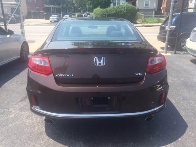 2014 Honda Accord EX-L V6 2dr Coupe 6A w/Navi - Baltimore MD