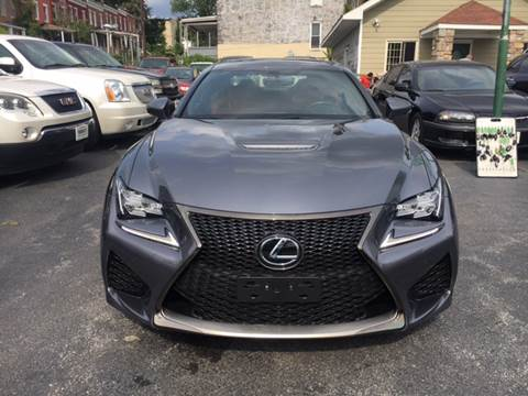 2015 Lexus RC F for sale at Murrays Used Cars in Baltimore MD