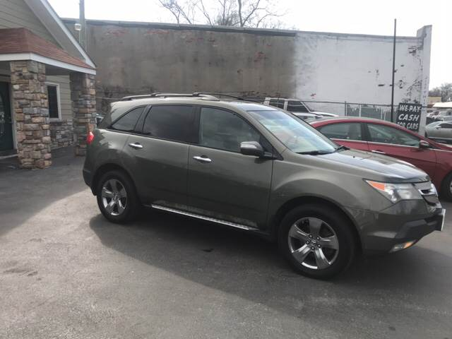 Acura MDX SHAWD WSport In Baltimore MD Murrays Used Cars - Used acura mdx for sale in maryland
